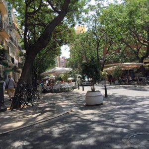 Mercado Central street