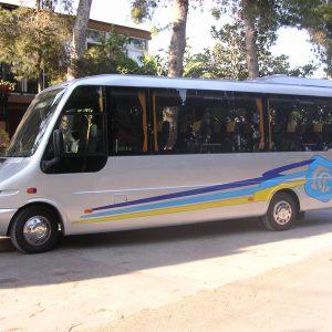 Valencia VIP Mini coach 25 pax